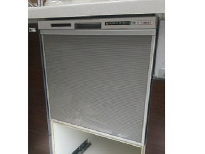食洗機,買い換え,交換,取り替え,リフォーム,ビルトイン,食洗機交換工事,取り付け,シルバー,パナソニック,NP-45RS7SJGK