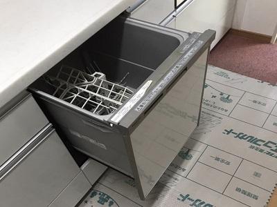 食洗機,買い換え,交換,取り替え,リフォーム,ビルトイン,食洗機交換工事,取り付け,シルバー,パナソニック,パナソニック製,S45VD5SD,NP-45VD7S