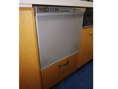 食洗機,買い換え,交換,取り替え,リフォーム,ビルトイン,食洗機交換工事,取り付け,シルバー,パナソニック,NP-45MS8S,P-P45X1P1
