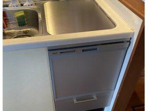食洗機,トップオープン,取り付け,上開き,買い換え,交換,取り替え,リフォーム,ビルトイン,食洗機交換工事,取り付け,リンナイ,リンナイ製,RSW-404A-SV,ヤマハ,三菱,EW-CB70-YH