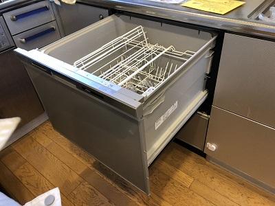 食洗機,買い換え,交換,取り替え,リフォーム,ビルトイン,食洗機交換工事,取り付け,シルバー,パナソニック,NP-P60MS8S,トーヨーキッチン,NP-9200BP