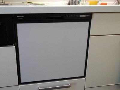 食洗機,買い換え,交換,取り替え,リフォーム,ビルトイン,食洗機交換工事,取り付け,シルバー,パナソニック,パナソニック製,NP-P45R1PK,NP-45RS7K,