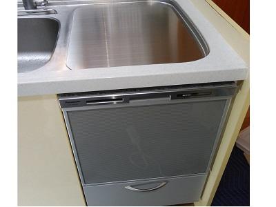 食洗機,トップオープン,取り付け,上開き,買い換え,交換,取り替え,リフォーム,ビルトイン,食洗機交換工事,取り付け,パナソニック製,パナソニック,EW-CB57PF,日立,ハウステック