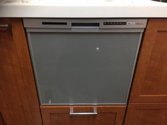 食洗機,買い換え,交換,取り替え,リフォーム,ビルトイン,食洗機交換工事,取り付け,シルバー,パナソニック,パナソニック製,リクシル,NP-45RS7SJGK,NP-P45XTS1