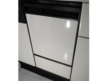食洗機,買い換え,交換,取り替え,リフォーム,ビルトイン,食洗機交換工事,取り付け,シルバー,深型食洗機,NP-45MD8S,パナソニック製