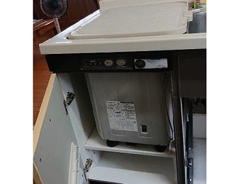 食洗機,トップオープン,取り付け,上開き,買い換え,交換,取り替え,リフォーム,ビルトイン,食洗機交換工事,取り付け,パナソニック,NP-45RS7S