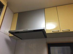 交換,買い替え,取替え,取り替え,ビルトイン,IH,IHヒーター,システムキッチン,レンジフード,換気扇交換,スリムレンジフード,食洗機撤去,収納取付け,ミカドキッチン