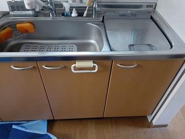 食洗機,トップオープン,取り付け,上開き,買い換え,交換,取り替え,リフォーム,ビルトイン,食洗機交換工事,取り付け,リンナイ,パナソニック製