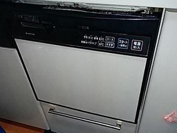 食洗機,撤去,取り外す,取外し,食洗機取り外し費用,取り外し,千葉県浦安市,タカラスタンダード,システムキッチン,ビルトイン機器撤去