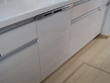 新規設置,後付け,システムキッチン,リフォーム,取り付け,あとからビルトイン,新規取り付け,NP-45MS8W,浅型,パナソニック製,ビルトイン食洗機,食洗器,食器洗い機,食器洗い乾燥機,ビルトイン,ファーストプラスキッチン