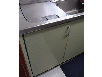 食洗機,トップオープン,取り付け,上開き,買い換え,交換,取り替え,リフォーム,ビルトイン,食洗機交換工事,取り付け,パナソニック製,NP-45RS7S,サンウェーブキッチン