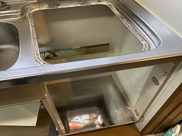食洗機,トップオープン,取り付け,上開き,買い換え,交換,取り替え,リフォーム,ビルトイン,食洗機交換工事,取り付け,パナソニック,NP-45RS7S,サンウェーブ,愛知県名古屋市