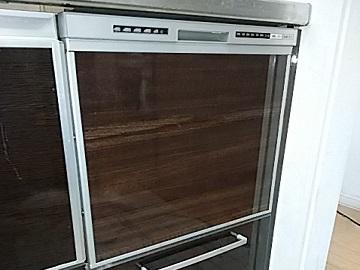 スライドオープン食洗機,入れ替え,NP-45RS7SJGK