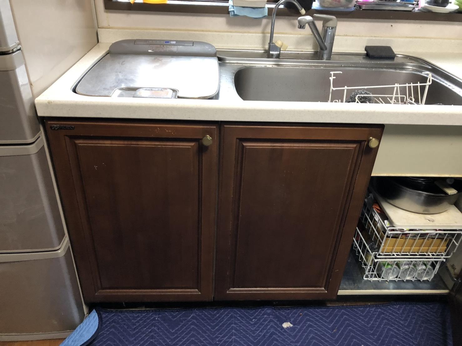 食洗機,トップオープン,取り付け,上開き,買い換え,交換,取り替え,リフォーム,ビルトイン,食洗機交換工事,取り付け,