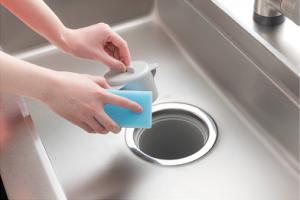ワン お掃除 キッチン排水