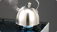 パロマガスコンロ 湯沸かし機能