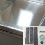三菱トップオープン食洗機用ステンレスふた