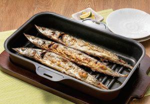 パロマガスコンロ ラクック 魚焼き