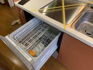 トップオープン食洗機DIYリフォーム
