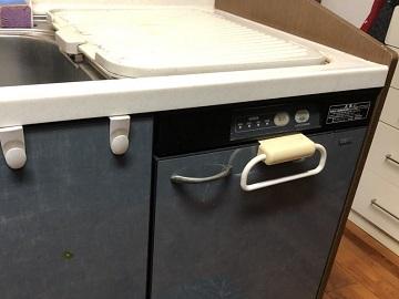 トップオープン食洗機,入れ替え,ヤマハ,NP-45RS7SJGK,EW-CB54-YH