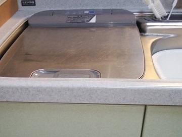 NP-45RS7S,Panasonic,スライドオープン食洗機,トップオープン食洗機,MISW-4521