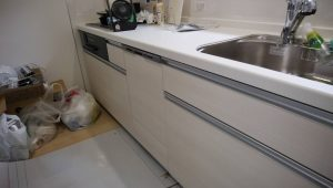 パナソニック,スライドオープン食洗機,新設,NP-45MD8W,