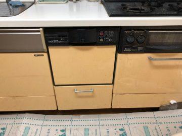 ハーマン,FP4510P,千石製,QSEPW-S450A,スライドオープン食洗機,ミドル