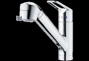 タカギ浄水器一体型水栓 クリーン