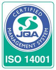 三栄水栓 ISO14001取得