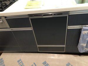 ナショナルS46EW2 スライド食洗機交換 パネル