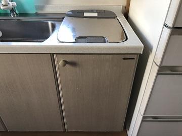 ミカド,EW-CB57MK,三菱,NP-45MS8S,パナソニック,三菱,取り替え,トップオープン食洗機,入れ替え,スライドオープン食洗機,ミドルタイプ