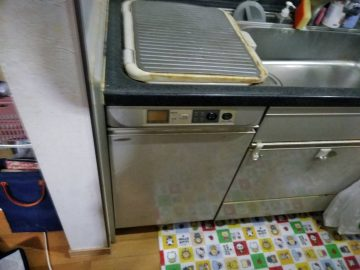 EW-CB70YH,ヤマハ,NP-45MS8S,パナソニック,三菱,取り替え,トップオープン食洗機,入れ替え,スライドオープン食洗機,ミドルタイプ