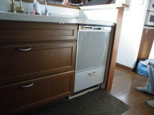 NP-45MS8S,MISW-4511,サンウェーブ,パナソニック,三菱,取り替え,トップオープン食洗機,入れ替え,スライドオープン食洗機,ミドルタイプ