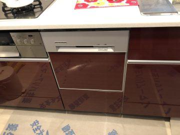 SABWAY045DDN-E430,撤去,収納,スライドオープン食洗機,ノーリツ