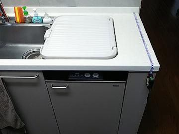 EW-CB52-YH,ヤマハ,NP-45MS8S,パナソニック,三菱,取り替え,トップオープン食洗機,入れ替え,スライドオープン食洗機,ミドルタイプ