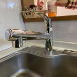 水栓,取り替え,浄水機能付き,シャワー水栓,ZSMJT428R19AH-E,クリナップ