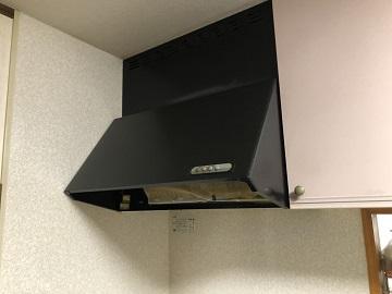 システムキッチン,レンジフード,買い換え,交換,工事,取替え,取り替え,キッチン換気扇,富士工業,ZRS75ABJ14FS,クリナップ