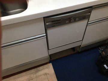 NP-45RS7S,素取り替え, CWPM-45AS,クリナップ,入れ替え,スライドオープン食洗機