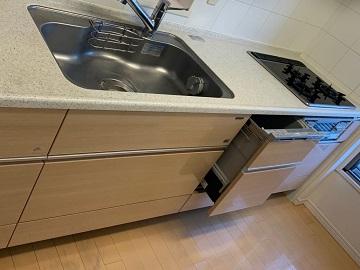 食器洗い乾燥機,食器洗い機,食洗機,買い換え,交換,取り替え,リフォーム,ビルトイン,食洗機交換工事,取り付け,パナソニック,NP-45MD8W