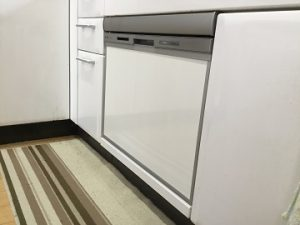 食器洗い乾燥機,食器洗い機,食洗機,買い換え,交換,取り替え,リフォーム,ビルトイン,食洗機交換工事,取り付け,シルバー,パナソニック,NP-60MS8S