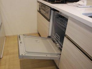 新規設置,後付け,システムキッチン,リフォーム,取り付け,あとからビルトイン,新規取り付け,ビルトイン食洗機,食洗器,食器洗い機,食器洗い乾燥機,ビルトイン,タカラスタンダード,RSW-F402C-SV,フロントオープン
