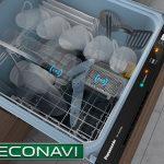 パナソニック食洗機 エコナビ