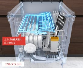 パナソニック食洗機 フルフラット