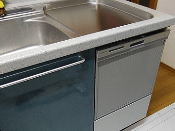 食洗機,トップオープン,取り付け,上開き,買い換え,交換,取り替え,リフォーム,ビルトイン,食洗機交換工事,取り付け,クリナップ,ZWPP45R14LDS-E,サンウェーブ,MISW-4511,リンナイ,リンナイ製