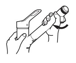 LIXILオールインワン浄水栓 カートリッジ交換方法⑤AJ