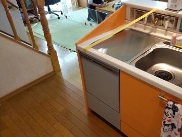 EW-CB70-YH,パナソニック,三菱,NP-45MS8S,スライドオープン食洗機,トップオープン食洗機,ヤマハ,食洗機,食器洗い乾燥機,神奈川県,神奈川県厚木市