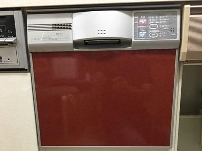 食洗機取替,ハーマン,FB4510P,Panasonic,NP-45RS9S,AD-NPS45T-LW,ミカドキッチン,ミカド