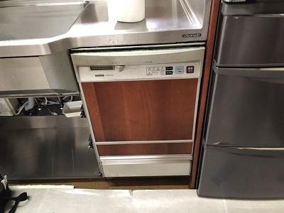 CWPM-45S,ZWPP45M18GDS,クリナップ,食洗機取替,浅型食洗機,スライドオープン食洗機