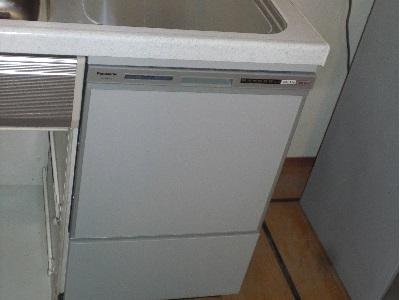 NP-45RS7S,Panasonic,スライドオープン食洗機,トップオープン食洗機,EW-CB58MK,ミカド,パナソニック,三菱,食洗機,食器洗い乾燥機,上蓋,西尾市,愛知県西尾市
