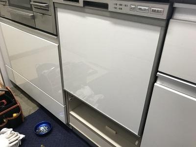 NP-45VS9S,NP-45RS5,Panasonic,食洗機取替,浅型食洗機